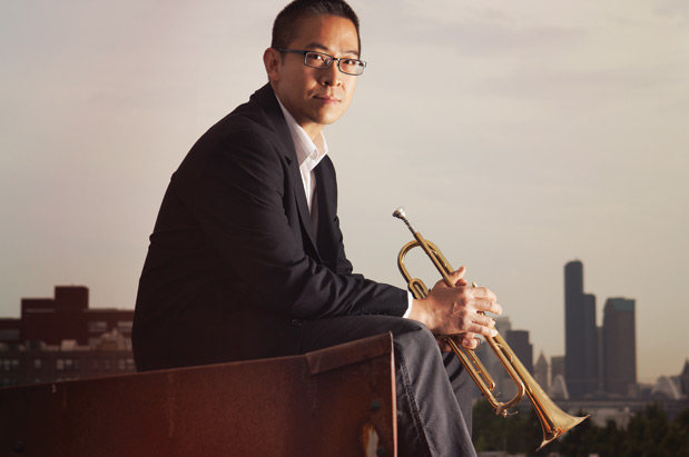 Avant-garde composer Cuong Vu's trumpet playing sits on the cutting edge of music.