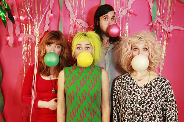 Seattle band Tacocat has pop punk coming and going